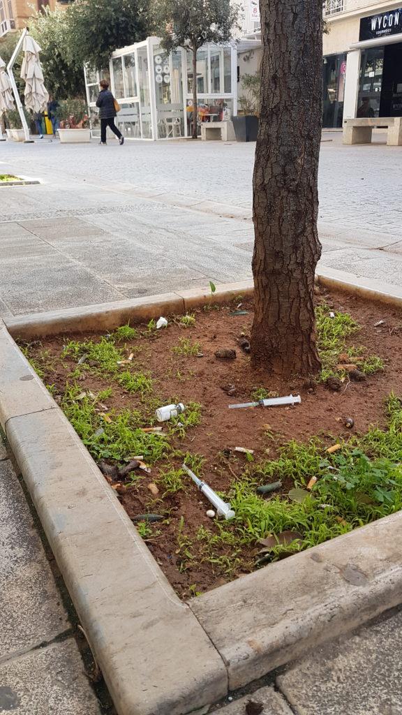 Marsala, degrado e siringhe per strada, lettera di una cittadina - PrimaStampa.eu
